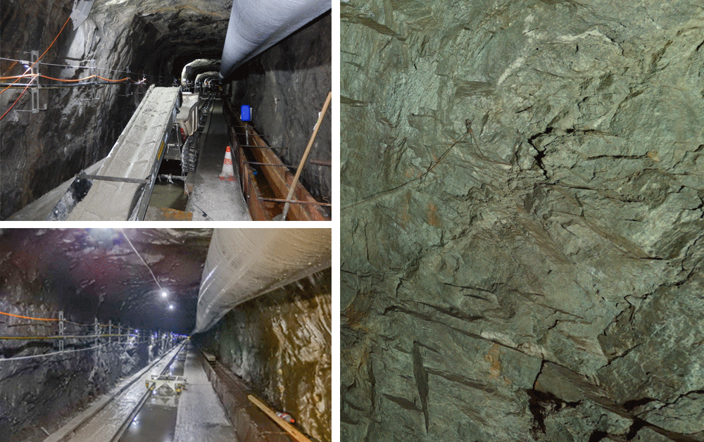 The underground rock laboratory where even the smallest quakes are of interest