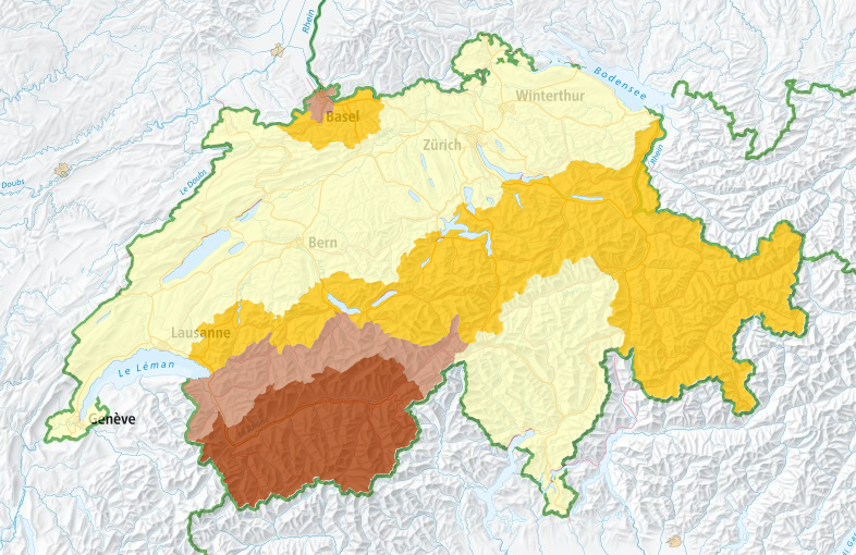 Sed seismic hazard switzerland map seismic zones gumiabroncs