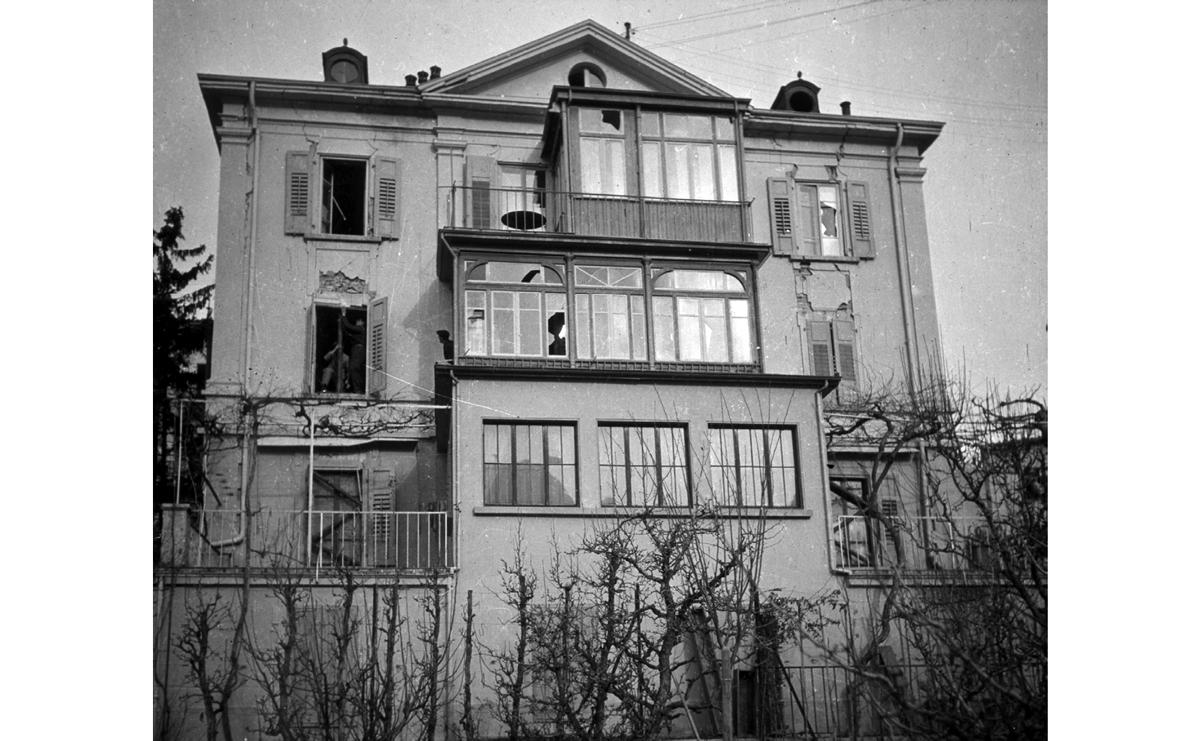 SED | Sierre 1946